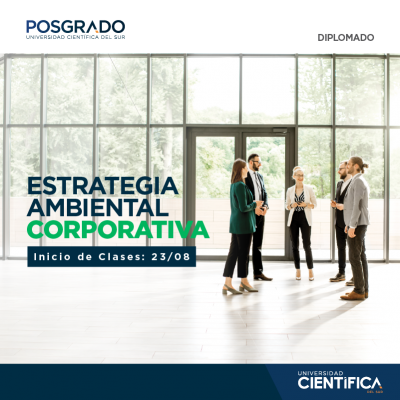 estrategia ambiental corporativa